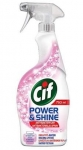 Cif płyn/spray antybakteryjny Power & Shine 750ml