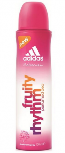 Adidas dezodorant WOMEN 150ml Fruity Rhythm