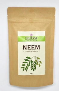 Herbal Neem powder 100g Sattva