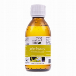 Jaśminowa Woda Kwiatowa Nakrętka 200ml Your Natural Side