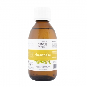 Woda z Kwiatowów Champaki Nakrętka 200ml Your Natural Side