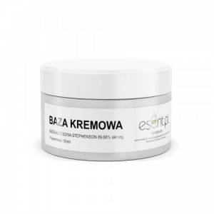 Baza kremowa - Easy Cream Base 100g Esent