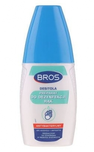 Preparat do dezynfekcji w spray Desitola 100ml Bros